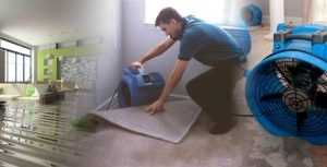 water damage restoration Sandy Spring