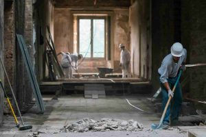 fire damage repair johns creek
