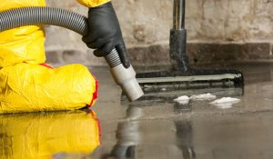 Sewage damage cleanup Canton